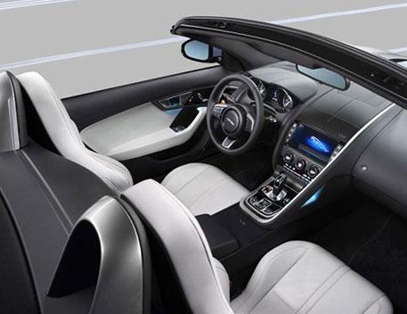 Jaguar F-Type Ansicht