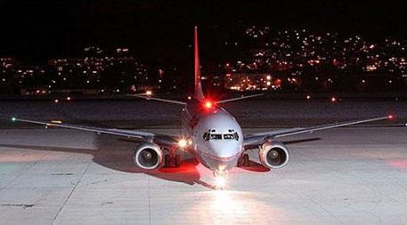 NECSEL Laser Flugzeug