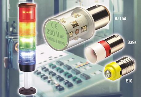 Oshino Industrielampen