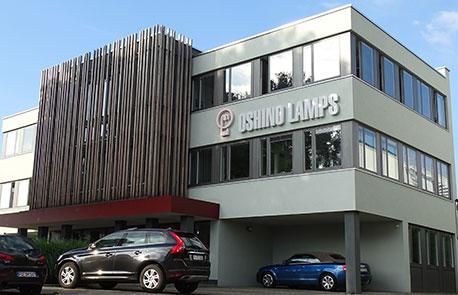 Oshino Firmengebäude Nürnberg