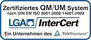 DIN EN ISO 9001/14001