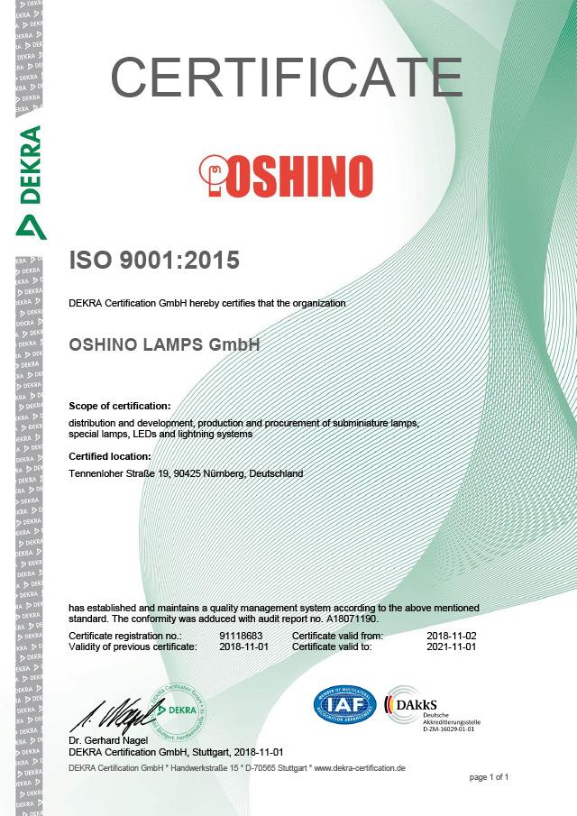 0506ba5076d431 Quality   OSHINO LAMPS